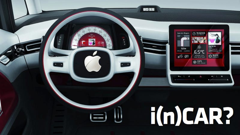 Illustration for article titled Apple's Hiring Automotive Engineers, Is An 'iCar' Infotainment System Coming?