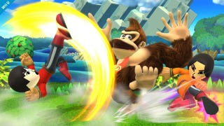 Illustration for article titled Mii Fighters Were Almost Part Of Smash Bros. Brawl