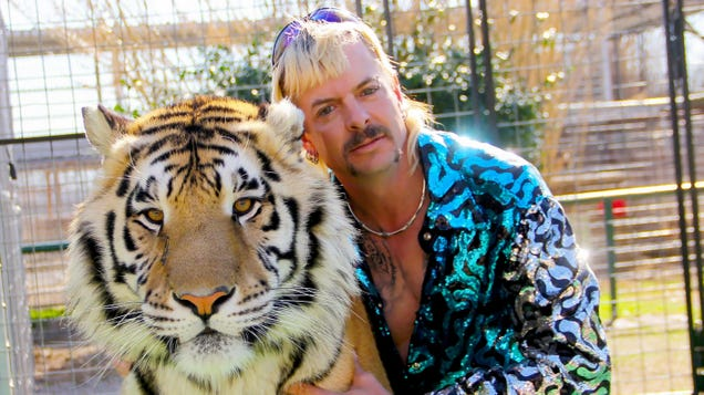 "ID wants in on this Tiger King action, announces a Joe Exotic ""sequel"""