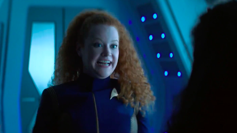 When it comes to the prospect of more Star Trek, we are all Tilly in this frame.