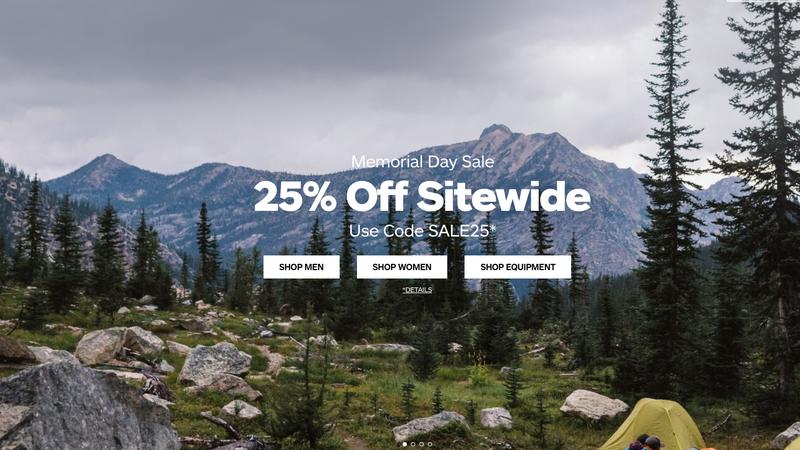 25% Off Sitewide | Marmot | Promo code SALE25