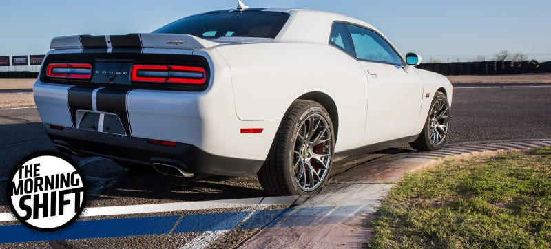 Illustration for article titled The Big Dodge Muscle Cars Won't Go Italian Until At Least 2020: Report