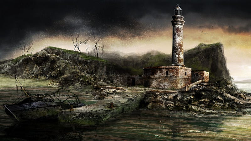 Illustration for article titled Haunting Half Life 2 Mod Dear Esther To Receive Substantial Overhaul, 2011 Commercial Release