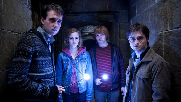 Report: Harry Potter Spinoff Series Being Considered for HBO Max