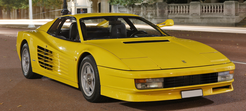 Two 'Ultimate' Ferrari Testarossas Are Going Up For Auction