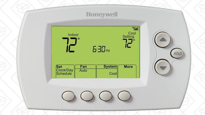 Honeywell Wi-Fi Thermostat, $75