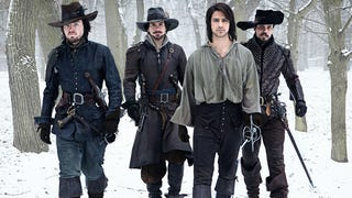 Illustration for article titled The Musketeers Show