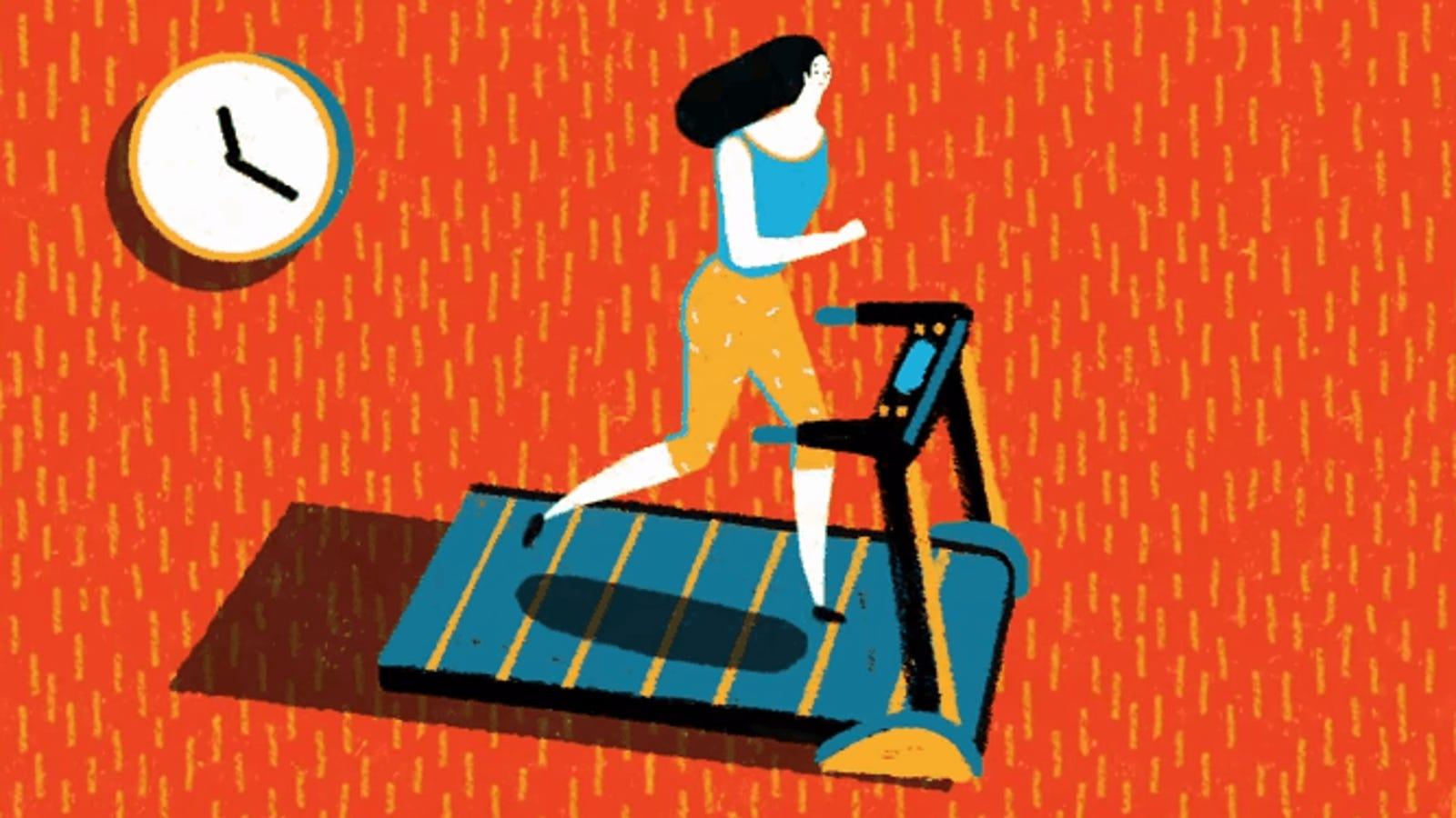 La fascinante historia de cómo la cinta de correr originalmente era un dispositivo de tortura