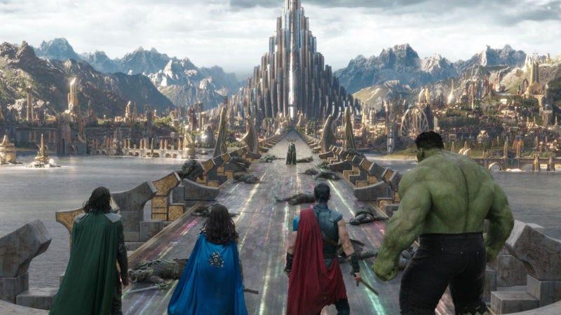 Illustration for article titled Todas las respuestas a tus mayores preguntas acerca de Thor: Ragnarok (y cinco grandes dudas)