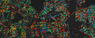 Illustration for article titled Every Tree in New York City, Mapped By Species