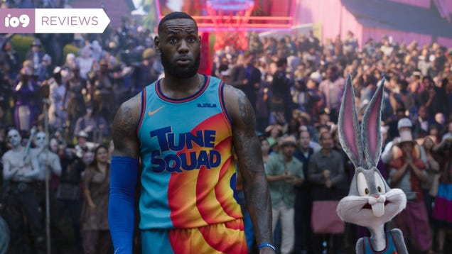 Space Jam: A New Legacy Is a Huge Airball
