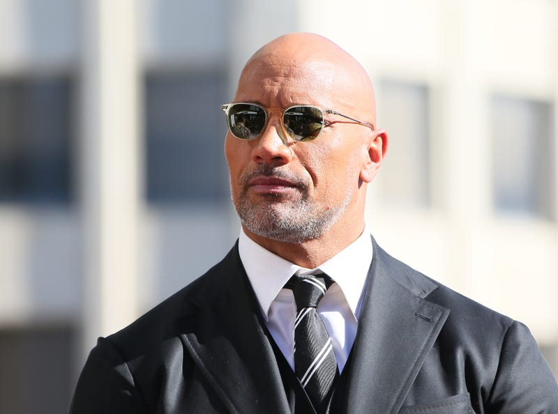 "Dwayne ""the Rock"" Johnson (J.B. Lacroix/WireImage)"