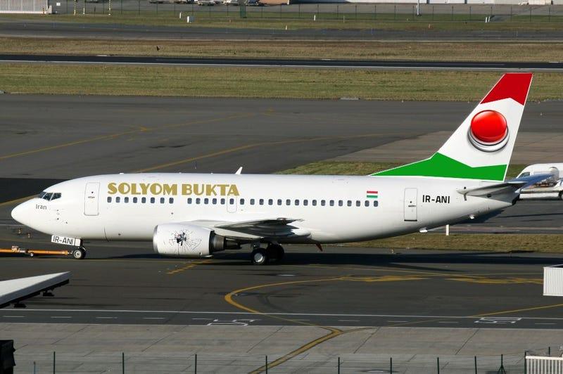 Illustration for article titled Kiderült: Irán miatt dőlt be a Sólyom Airways!