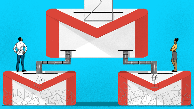 Illustration for article titled Make a Joint Email Address With a Gmail Filter