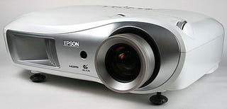 Illustration for article titled Hands On the Epson PowerLite Home Cinema 1080:  How Much 1080p-ness Can you Get for $3K?