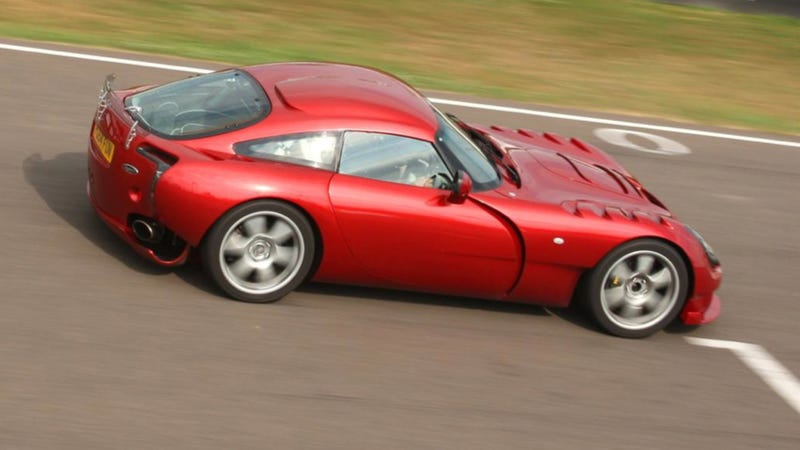 Illustration for article titled TVR's New British Owner Says He Has The Magic Formula To Get It Right