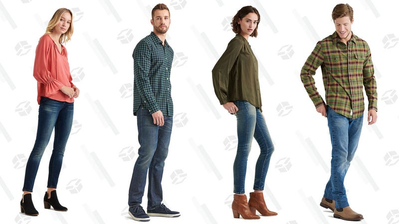60% Off Men's, Women's, Kids, and Plus Sale | Lucky Brand