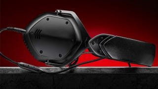 Illustration for article titled Military-Spec V-Moda Crossfade LP2 Headphones Look Tough Enough to Storm Normandy