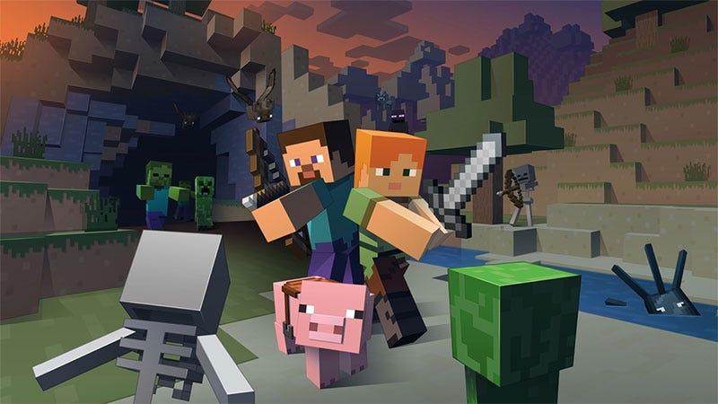 Illustration for article titled MinecraftAnd Plenty Of Minecraft DLC Finally Arrives On Wii U December 17