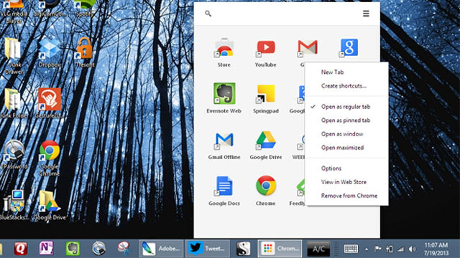 Google's Chrome App Launcher Runs Chrome Apps from the ...