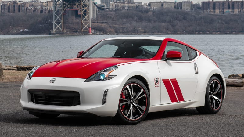 The 2020 Nissan 370z 50th Anniversary Edition Salutes Bre