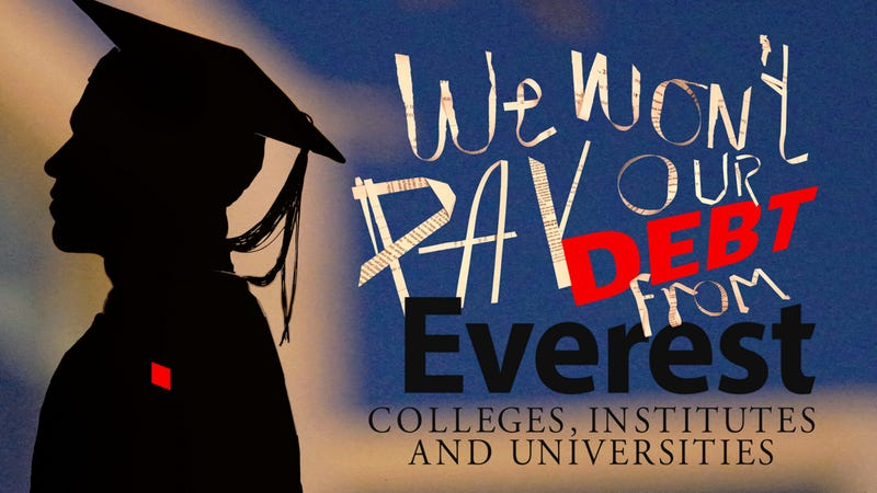 Illustration for article titled More Students Refusing to Pay Loan Debts to Fraudulent Online Colleges