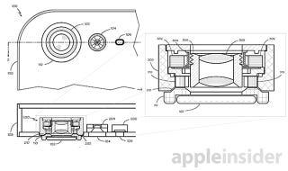 Apple patenta un sistema de lentes intercambiables para el iPhone