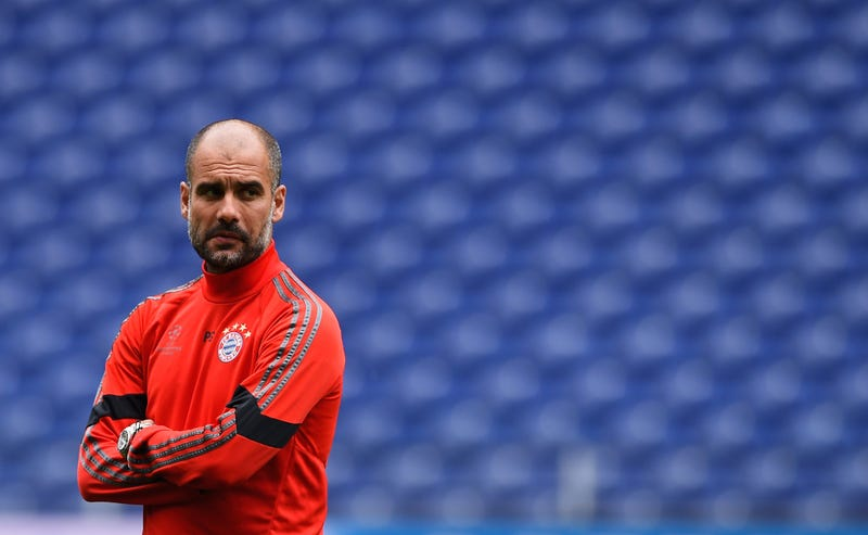 Illustration for article titled Manchester City Confirm That Pep Guardiola Will Be Their Next Manager
