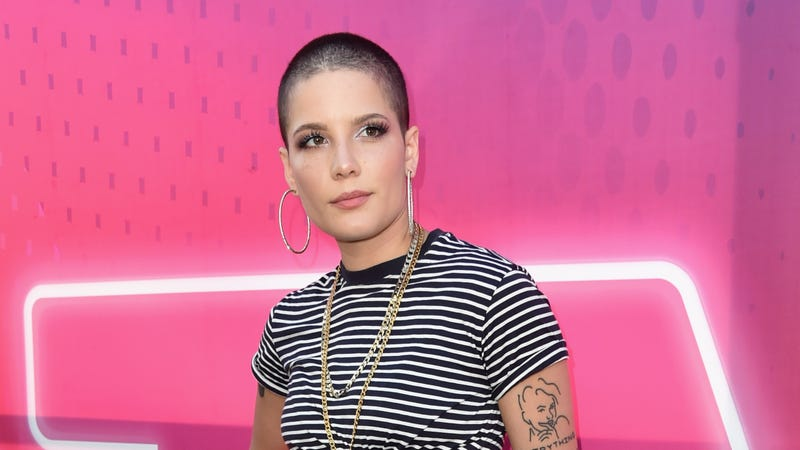 Halsey becomes first solo woman to top Billboard 200 chart in 2017