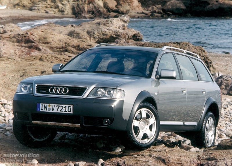 Illustration for article titled Is the Audi Allroad a bad car? Would an SUV be for me?