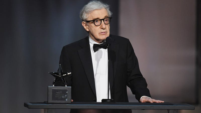 Illustration for article titled It's Rumor Time: Woody Allen's latest movie may never be released
