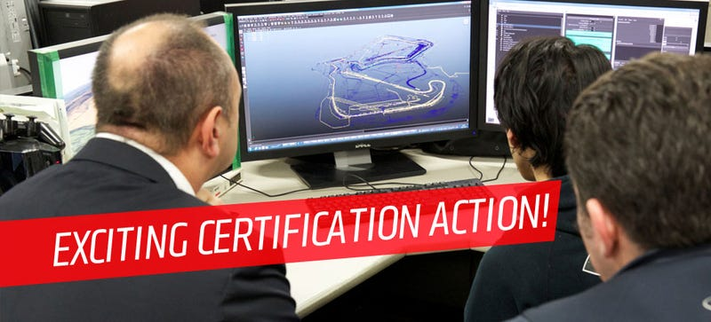 Illustration for article titled GT6 Becomes First Racing Video Game To Receive FIA Certification