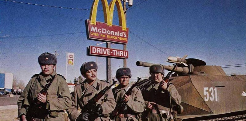 The Time the U.S. Government Prepared for a Red Dawn-Style ...