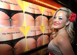 Illustration for article titled Alexis Texas Gets Cheeky For Playboy