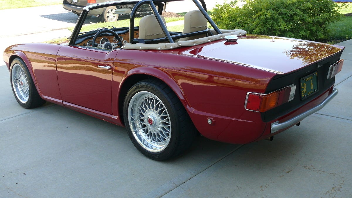 Triumph allied forces for $40,000
