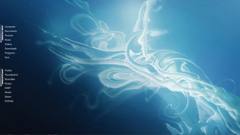 Illustration for article titled The Milkdrop Desktop