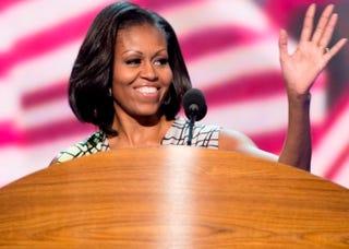 Michelle Obama (Bill Clark/CQ Roll Call)
