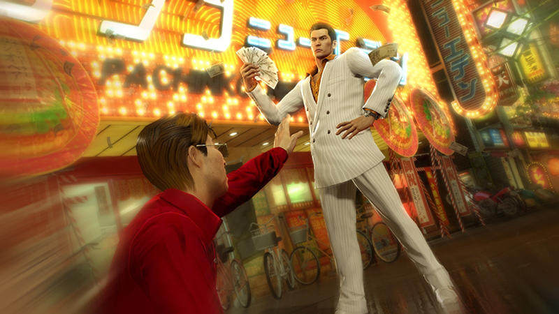 Illustration for article titled The Week In Games: Show Biz Yakuza