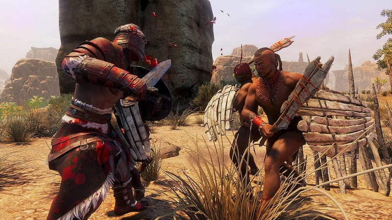 Open-World Conan Survival Game Coming To Xbox One, PC Early