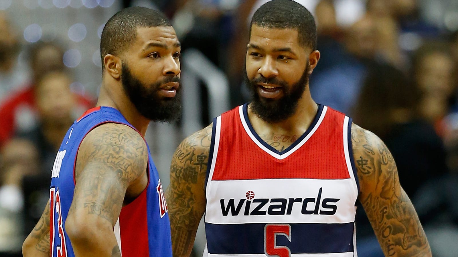 Marcus Morris Denies That He Is Impersonating His Twin