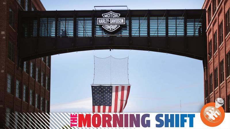 Illustration for article titled Harley-Davidson Rises After Dodging Trade War
