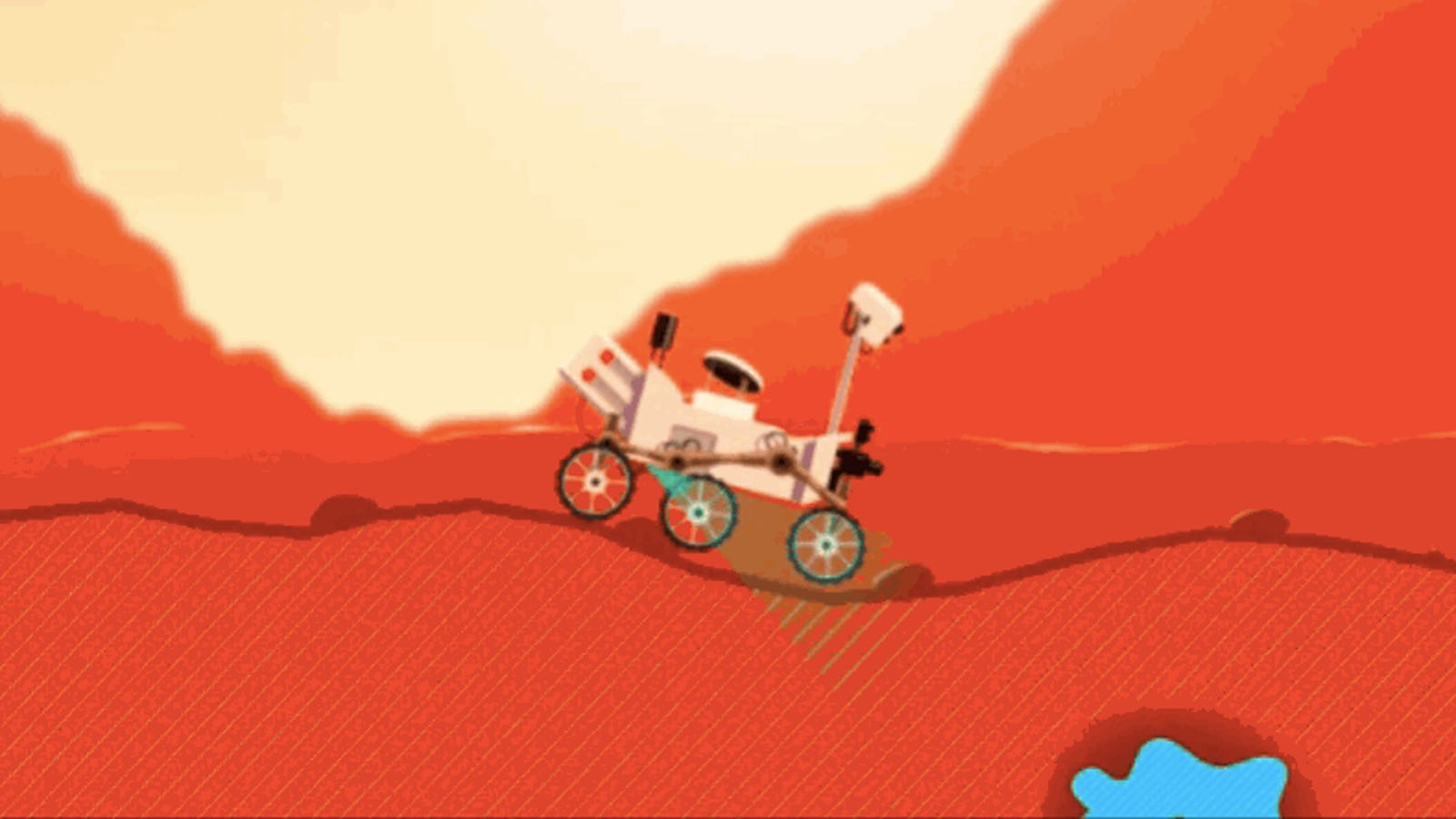 the game mars rover - photo #20