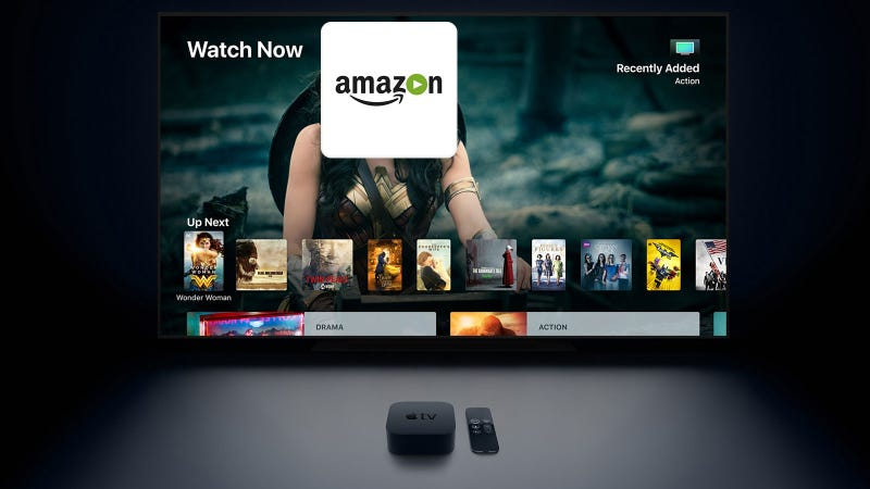 Amazon Prive Video is Finally Available for Apple TV