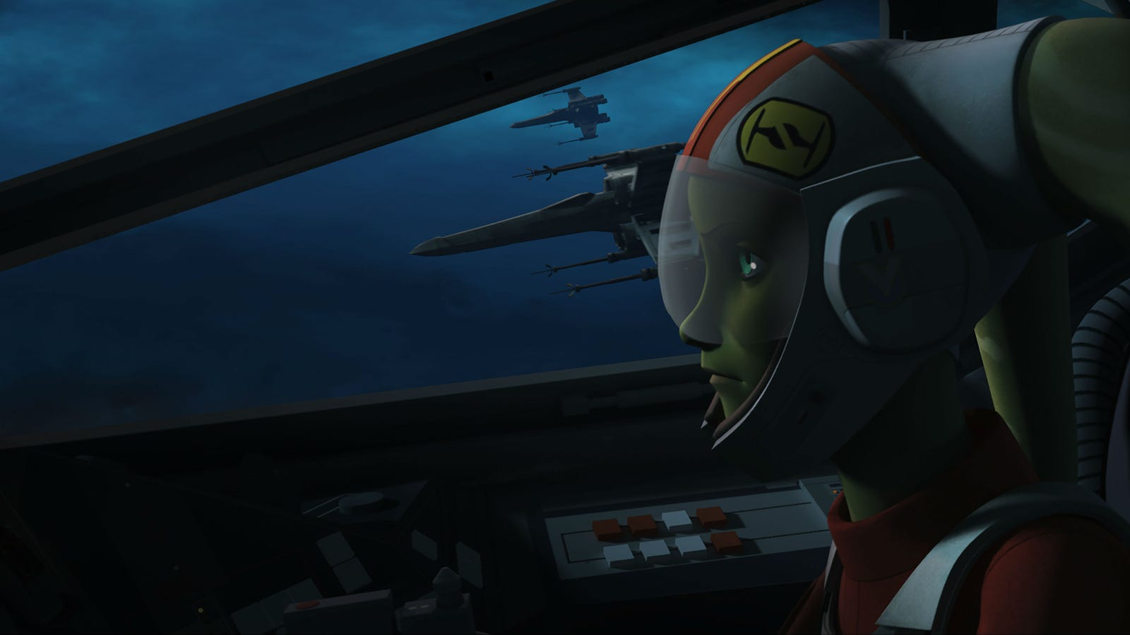 Hera Syndulla May Be One of the Best Star Wars Characters Ever