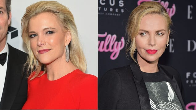 Charlize Theron to play Megyn Kelly in Jay Roach's Roger Ailes movie