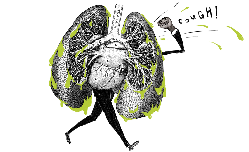 Illustration for article titled What Is Walking Pneumonia, and How Is It Different Than Regular Pneumonia?