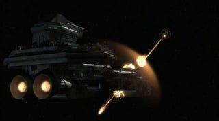 Illustration for article titled Stargate: SG-1 Rewatch - Season 9, Episode 15Ethon& Episode 16Off the Grid