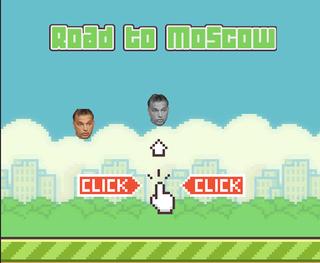Illustration for article titled Itt a Flappy Bird orbánviktoros változata