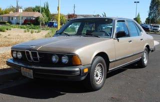 Illustration for article titled 1984 BMW 733i