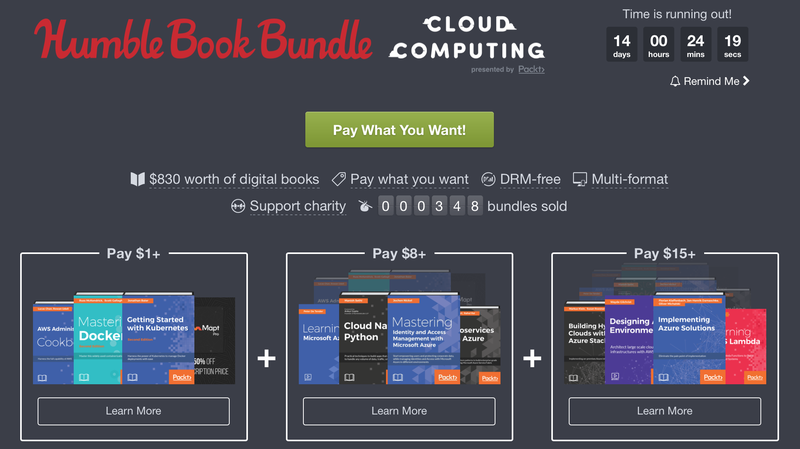 Learn The Ins and Outs of Cloud Computing With Humble's New Ebook Bundle